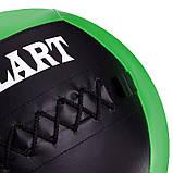 М'яч волбол для кроссфіта і фітнесу 4кг Zelart WALL BALL FI-5168-4, фото 3