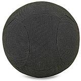 Мяч для кроссфита набивной в кевларовой оболочке 3кг Zelart WALL BALL, фото 6