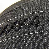 М'яч для кроссфіта набивної в кевларовой оболонці 6кг Zelart WALL BALL, фото 3