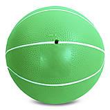 М'яч медичний медбол Record Medicine Ball SC-8407-3 3 кг, фото 2