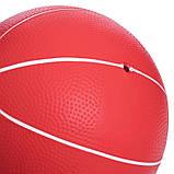 М'яч медичний медбол Record Medicine Ball SC-8407-4 4кг, фото 3