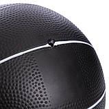 М'яч медичний медбол Record Medicine Ball SC-8407-5 5кг, фото 3