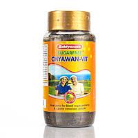 Чаванпраш Чван-Віт без цукру з шафраном, мигдалем і ашвагандхой, Бадьянатх, Baidyanath CHYAWAN-VIT Sugar Free