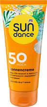 Солнцезащитный  крем SUNDANCE Sonnencreme LSF 50  100 мл