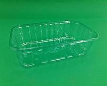 Ємність поліпропіленова під малину на 0,5 кг ПГУ (50 шт)
