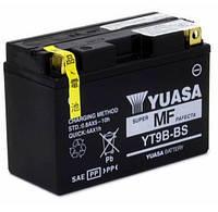 Мото аккумулятор YUASA YT9B-BS