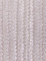 Шторы нити Спиральки 3х3м Белые