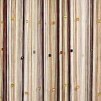Шторы нити Радуга 3х3м №107 с квадратным стеклярусом