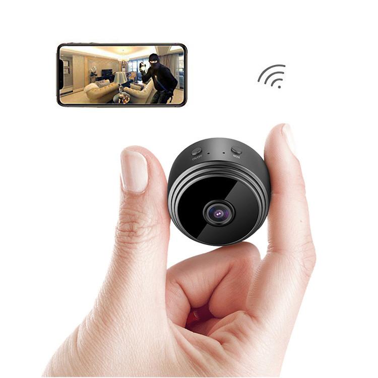 Видеокамера мини  A9 IP WiFi 1080P Full HD 16 Гб