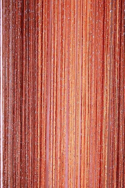Шторы нити Радуга Дождь 3х3м с  №2+3+10 люрексом