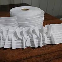 Услуга по пошиву тесьмы ( шторной ленты для крючков), в стоимость включены работа и лента