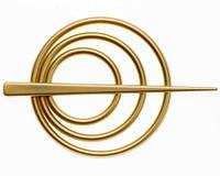 Шпилька для штор ниток Коло, матовий