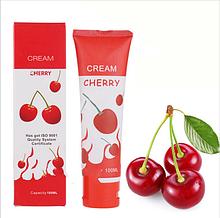 Интимная смазка вишневая 100 mg