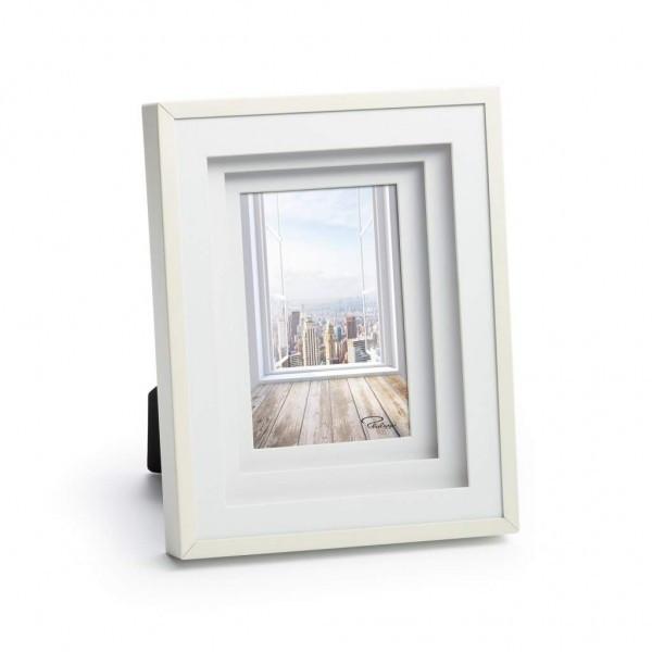 """Рамка для фотографій із пофарбованої сталі з 3D ефектом """"VIEW"""" розмір фотографії 13*18"""