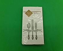 Красивая салфетка (ЗЗхЗЗ, 10шт) Luxy MINI Приятного аппетита (2042) (1 пач)