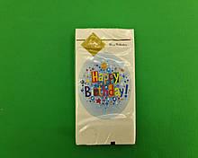 Красивая салфетка (ЗЗхЗЗ, 10шт) Luxy MINI День рождения (2034) (1 пач)