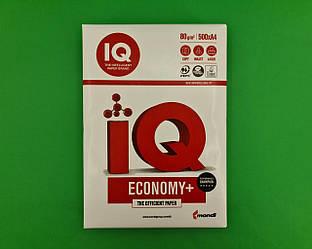 Бумага для принтера А4  500листов IQ (1 пач)