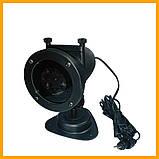 Лазерный проектор Christmas Laser Projector 16 картриджей № 16F, фото 5