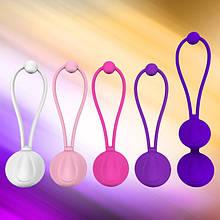Набор вагинальных шариков разного веса