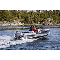 Двигун для човна Yamaha F100FETL- підвісний двигун для яхт і рибальських човнів, фото 4