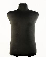 Манекен брючный портновский Пьер, черный цвет 50 размер