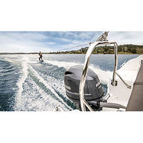 Двигун для човна Yamaha F100FETL- підвісний двигун для яхт і рибальських човнів, фото 5