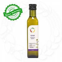 Черного тмина сыродавленное масло в бутылке