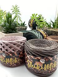 Shikimiki Leather - как кожа, только лучше!