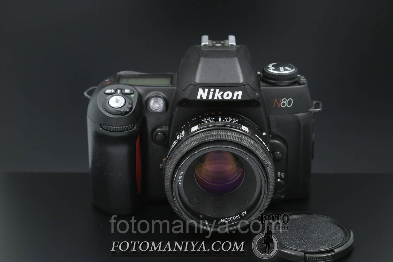 Nikon N80 kit AF Nikkor 50mm f1.8