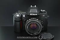 Nikon N80 kit AF Nikkor 50mm f1.8, фото 1