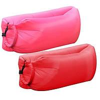 Ламзак надувной W-515 | Шезлонг надувной для отдыха