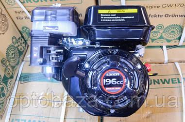 Двигатель Loncin GE 200 F-S (вал 20 мм, шпонка) 6,5 л.с.