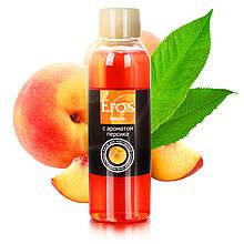 Масло масажне EROS EXOTIC (з ароматом персика) флакон 50 мл