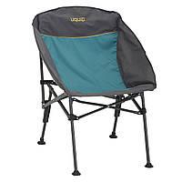 Кресло раскладное Uquip Comfy Blue/Grey (244011)