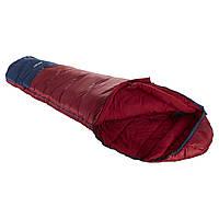 Спальный мешок Wechsel Stardust -5° L TL Red Dahlia Left (232013)