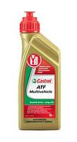 Трансмиссионное масло Castrol ATF Multivehicle 1л