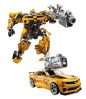 Игрушка Бамблби - Bumblebee, TF3, Deluxe, MechTech, Hasbro