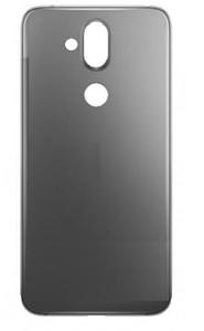 Задняя Панель Корпуса (Крышка) для Nokia 8.1 Dual Sim (TA-1119)   X7 (Серая) Оригинал