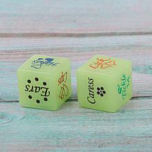 Кубики для еротичних ігор