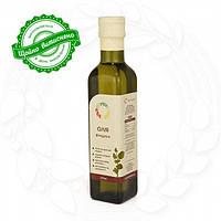 Фундука (Лесного ореха) сыродавленное масло в бутылке
