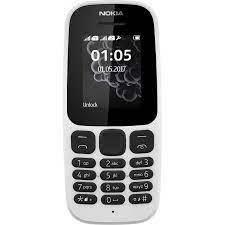 Мобильный телефон Nokia 105 TA-1174 Dual Sim 2019 White