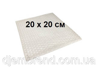 Пакет из воздушно-пузырчатой пленки, 200 х 200, 100 шт в упаковке. Пакет ВПП