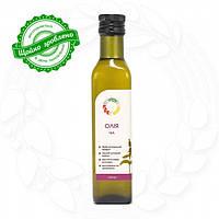 Чиа сыродавленное масло в бутылке
