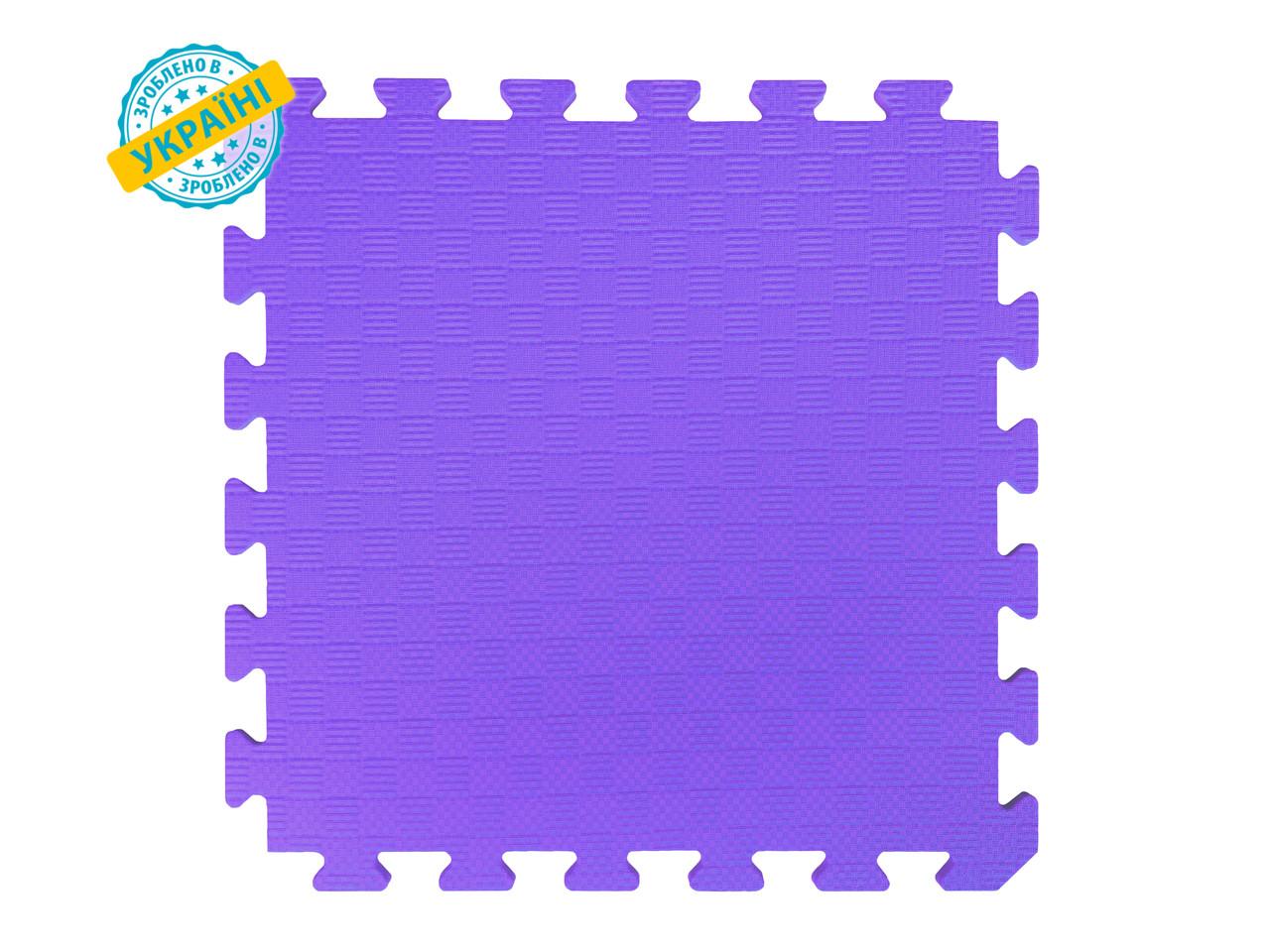 """М'яка підлога (килимок-пазл 50*50*1 см) Eva-Line """"Мозайка"""""""