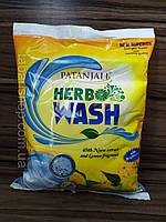 Стиральный порошок гипоаллергенный с Нимом и Лимоном Патанджали, Herbo Wash Patanjali, 1 кг, фото 1