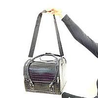 Б'юті кейс для майстра органайзер чорний
