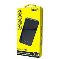 Budi Quick Charge Power Bank 2 USB, 18W, 20000 mAh, M8J083-BLK