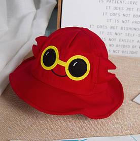 Панамка Краб червона 4063