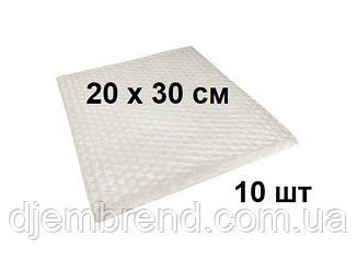 Пакет из воздушно-пузырчатой пленки, 200 х 300, Цена за 10 шт. Пакет ВПП