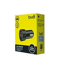 Car charger Budi 2 USB 2.4A QC 3.0 M8J622